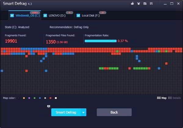 Smart Defrag by IOBit